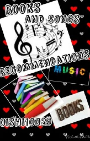 Books and Songs Recommendations by oishi10029