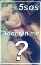 5sos adopted me? by MeowMikey