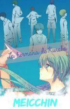 La hermana de Kuroko [KNB fanfic] by Meicchin