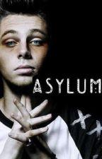 Asylum #Wattys2018 by -cakesreal