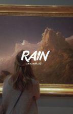 rain » luke hemmings by discnnected