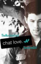 ChatLove: TheMusicianSoul & SunshineGirl |Nick Jonas| by maribon96