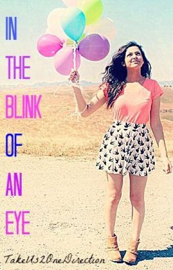 In The Blink Of An Eye// h.s