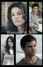 Renesmee & Jacob; by ludoobabyboo
