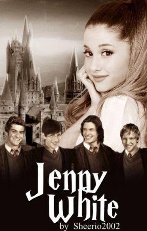 •Jenny White• / Sirius Black FF by Sheerio2002