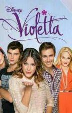 Violetta, woher kommst du? by dianawaschewski
