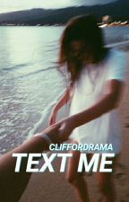 text me // harry styles √ by cliffordrama