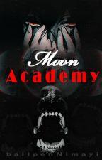 Moon Academy by ballpenNimayi