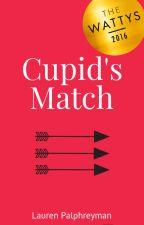 Cupid's Match by LEPalphreyman