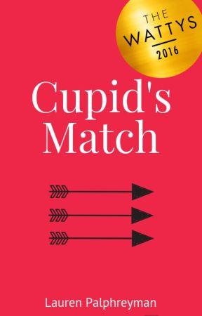 Cupid     s Match   Chapter     Wattpad Cupid     s Match