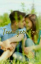 Teenagers' love by Emoangel05