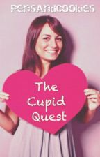 The Cupid Quest(The Greeks #2) by PensAndCookies