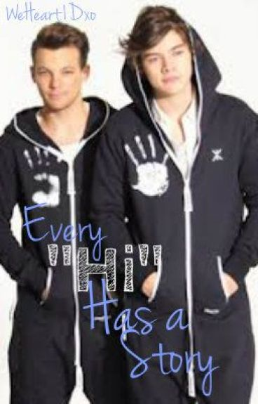 """Every """"Hi"""" Has A Story (Larry Stylinson)"""