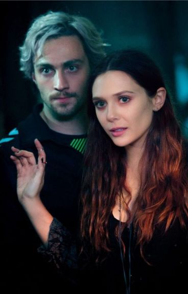 Avengers: Age of Ultron Pietro and Wanda Maximoff