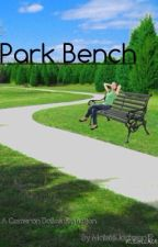 Park bench by Maisiejackson12