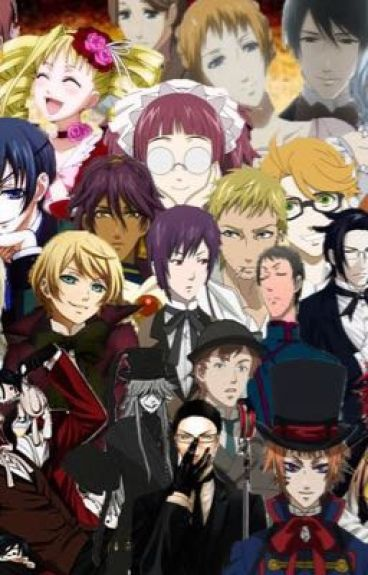 Seven Minutes in Heaven (black butler style)