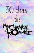 30 dias de My Chemical Romance by Alone_in_the_world_0