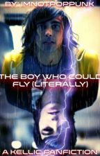 The Boy Who Could Fly (Literally) by imnotpoppunk
