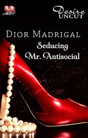 Seducing Mr. Antisocial (published by Bookware Publishing Corporation) by diormadrigal