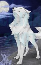 The White Spirit Wolf by Young8lood12
