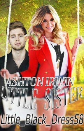 Asthon Irwin little sister by Little_Black_Dress58