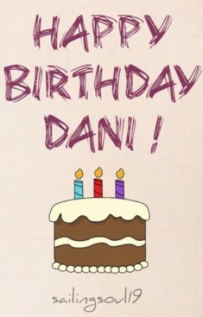 Dani jensen - happy birthday surprise