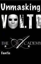 Unmasking Volto (A GhostBird Series Fanfic) by Kayli_Winchester