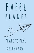 Paper Planes  by delenaftw