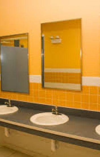 sex in a school bathroom gay one shot hadi franta wattpad. Black Bedroom Furniture Sets. Home Design Ideas