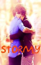 Stormy - Larry Stylinson One Shot AU by LarryWriting