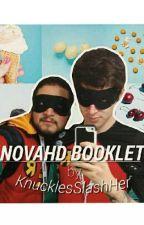 NovaHD Booklet by KucklesSlashHer