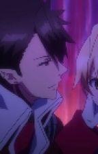 El vampiro que se enamoro de un humano by kytichan