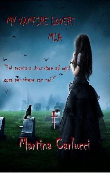 My Vampire Lovers - Mia