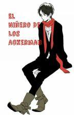 El Niñero de Los Ackerman_Continua :)_ by Girl_LarryShipper