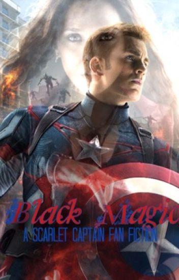 Black Magic: A Scarlet America Fan Fiction