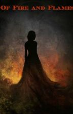 Of Fire and Flames (A Nightwing Love Story) by Silent_Air