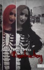 After Love Meets Destruction » Ash Costello by quicksilvers-
