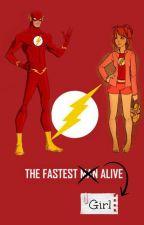 The Flash Girl by E-H-Haddock