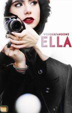 Ella: with Lily Collins by wonderfandoms