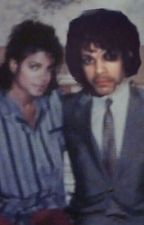 The Beautiful Ones (MJ & PRINCE) by crylngdove