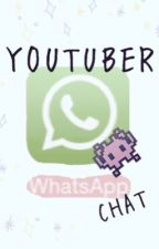 YOUTUBER WHATSAPP CHAT by Toni_lila