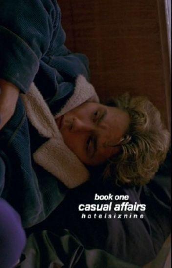 Casual Affairs / h.s (hiatus)