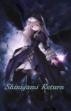 Shinigami Return by FarazHaretsu19_
