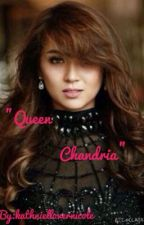 Queen Chandria by kathniellovernicole