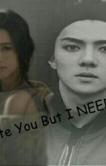 I Hate You But I Need You [Exo fanfict Sehun]