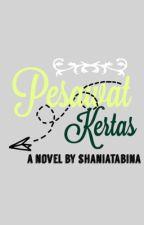 Pesawat Kertas by shaniatabina