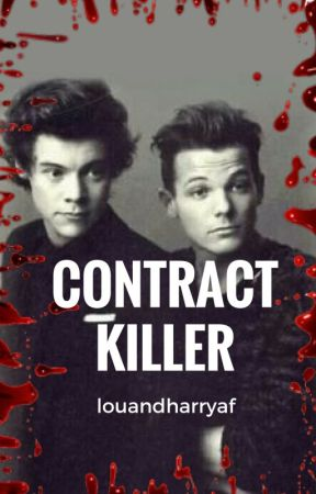 contract killer  ↣ larry au by louandharryaf