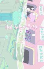 BTS V (High school Bride) by 7dirty_brain