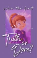 Truth or Dare: Sofia The First by moretla