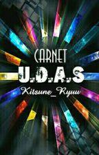 Carnet de Dessin (U.D.A.S.) by K9-Tales